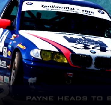 Payne Heads To Barber With NGM